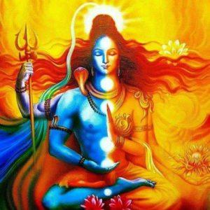 Equilibrio de las energías Divinas Masculina (Shiva) y Feminina (Shakti)